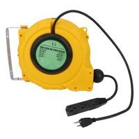 GP 150 Electric Retractable Power Cord Reel Industrial Blower Fan Blower Automatic Retractable Reel