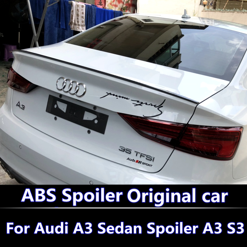 Fast Delivery Audi A3 Spoiler In Bike Pro