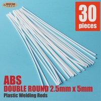 30pieces ABS Plastic Rod Plastic Welding Rods For Car Bumper Repairs ABS 30