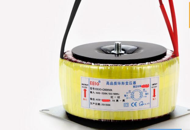 110V 2.2A Isolation transformer Toroidal transformer 250VA 220V input copper custom transformer 220V to 110V power transformer min melt 110v transformer transformer transformer transformer home abroad 220v