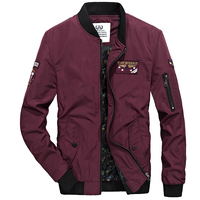 AFS JEEP JACKETS MEN CASUAL FASHION BRAND CLOTHING BASEBALL CLOTHING STAND JACKETS NEW DENIM AUTUMN WINTER
