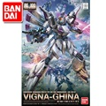 Japaness RE 1/100 F91 VIGNA-GHINA II Mobile Suit Gundam Bandai Original Brinquedos Dos Miúdos