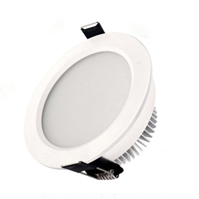 ICOCO 2 Inch 3W LED Ceiling Flush Mount Home Lighting Lamp with Good Dimmable