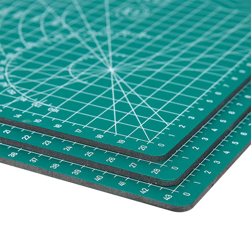 Deli A3 Cutting Mat A2 Pvc Multipurpose Self Healing Cutting Mats Diy Tool Cutting Board Double Sided Durable Paper Mat