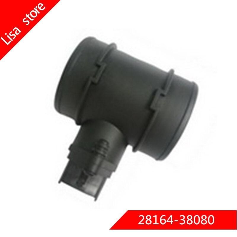 Capteur de débit d'air pour HYUNDAI SANTA FE 2.4 16V pour KIA OPTIMA OEM: 28164-38080 0280218020