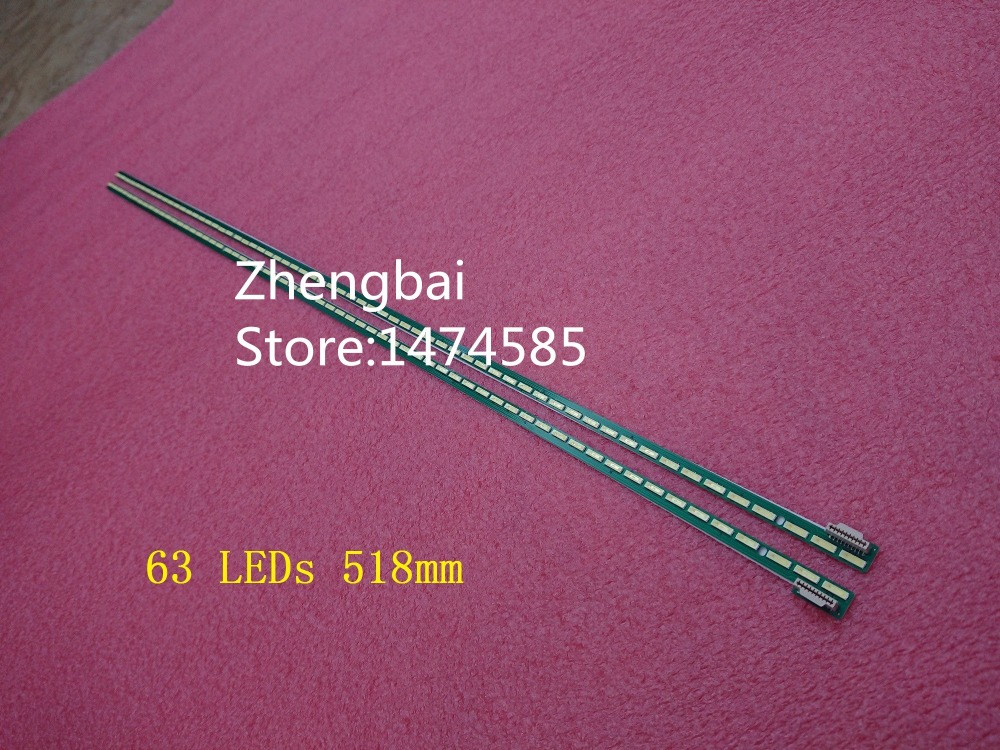 New 25set=50pcs 63LED 518mm LED Backlight Strip For LG 47LA6600 6922L-0071A 0029A 6916L1179B 6920L-0001C 47