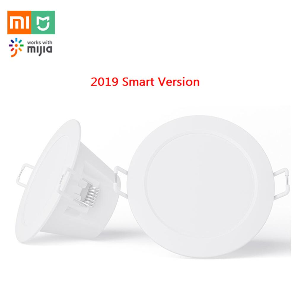 2019 Xiaomi Mijia Smart Downlight Work With Mi Home App Smart Remote Control White & Warm Light Embedded Ceiling LED Lamp