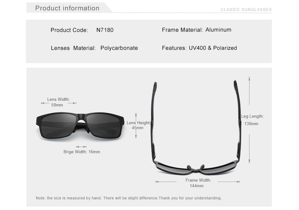 HTB1zTRKnj3z9KJjy0Fmq6xiwXXaB - KINGSEVEN Men Polarized Sunglasses Aluminum Magnesium Sun Glasses Driving Glasses Rectangle Shades For Men Oculos masculino Male