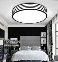 LED Acrylic Vòng Đèn Trần Minimalist LED ánh sáng Trần 220 V Phòng Ngủ Phòng Khách Nhà Bếp Chiếu Sáng Nhà
