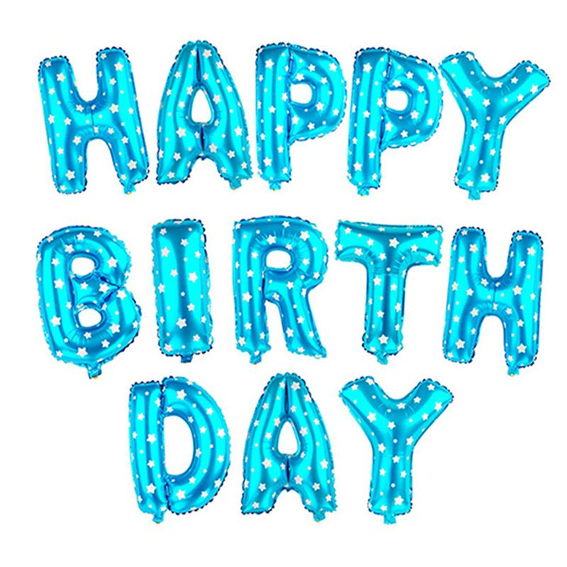 16 ინჩი დაბადების დღეზე Balloon - დღესასწაულები და წვეულება - ფოტო 2