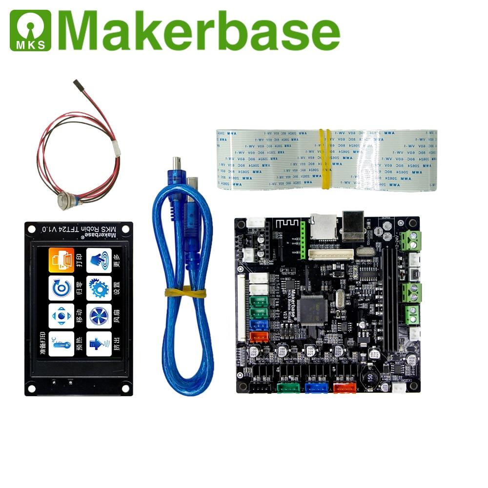HOT SALE] MKS 3D printer board STM32 MKS Robin mini Hardware