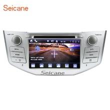 """Seicane 2 الدين 7 """"سيارة مشغل dvd gps للملاحة ل 2003 2010 لكزس rx 300 330 350 400 h مع بلوتوث دعم usb sd aux"""