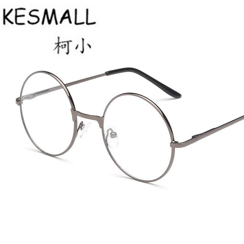 ⓪Kesmall verano vintage aleación de oro Marcos gafas mujeres ...