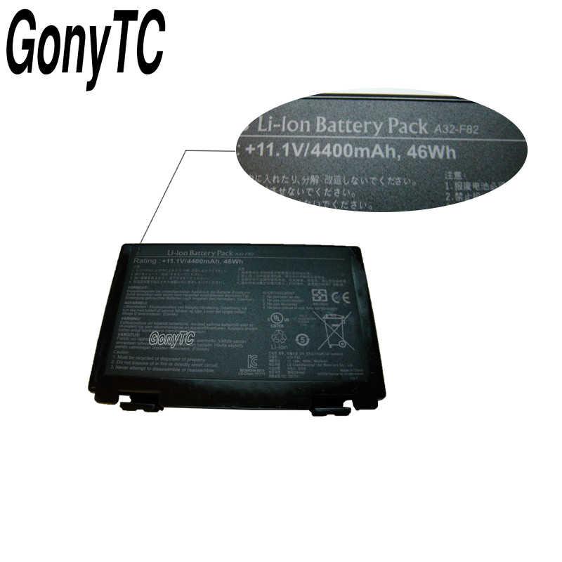 Original Baterai Laptop untuk ASUS A32-F82 A32-F52 A32 F82 F52 K50IJ K50 K51 K50AB K40IN K50IJ K40 K42 K42J K50IN k60 K61 K70