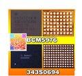 5 пар/лот = 10 шт. Оригинальный новый белый + черный сенсорный экран digitizer ic чип для IPHONE 6 6 + 6 plus 343S0694 + BCM5976 BCM5976C1KUB6G