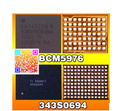 5 pares/lote = 10 pcs original new white + black touch screen digitador ic chip para iphone 6 6 + 6 plus 343s0694 + bcm5976 bcm5976c1kub6g