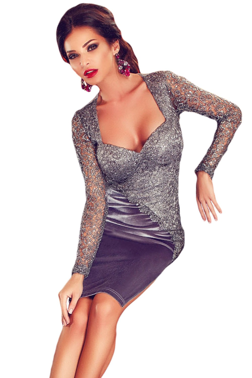 Otoño vestidos formales de oficina para las mujeres top jpg 1000x1499 Vestidos  formales para oficina b90a975585e8