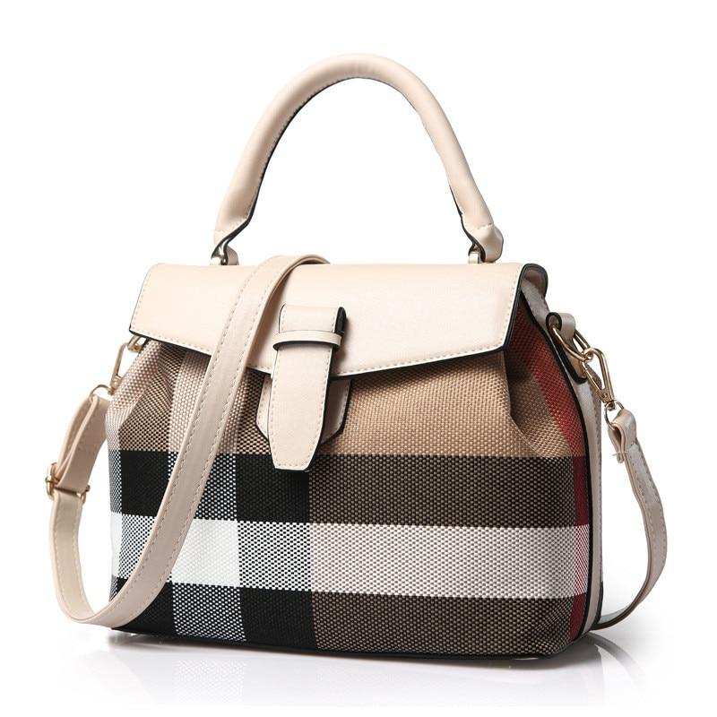 Women Shoulder Bags Luxury PU Leather Handbag Crossbody Bag Top-Handle Bags Wond