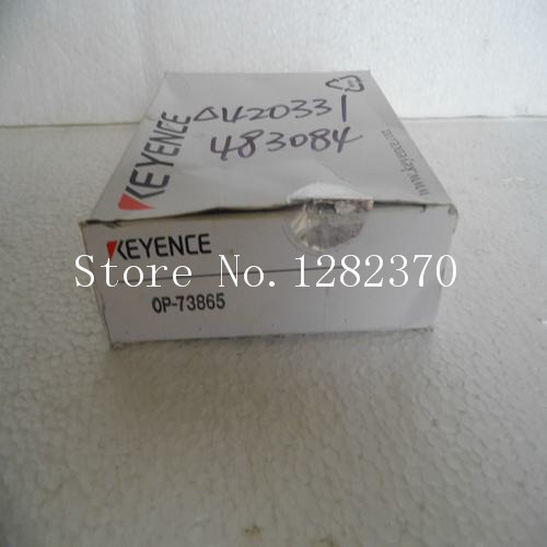 цена на [SA] new Japanese original authentic KEYENCE OP-73865 sensor switch spot --2PCS/LOT