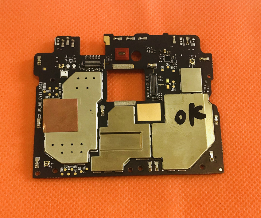 """Original mainboard 6G RAM+128G ROM Motherboard for Letv leEco Le Max 2 X829 Snapdragon 820 Quad Core 5.7"""" Free shipping-in Mobile Phone Circuits from Cellphones & Telecommunications    1"""