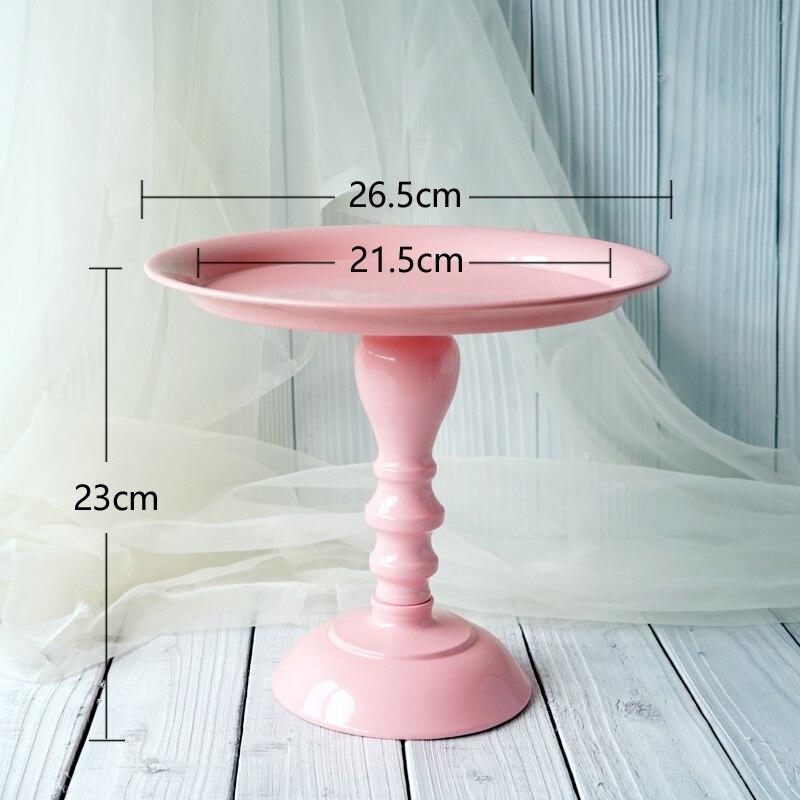 SWEETGO Pink Tortenständer Cupcake Halter Werkzeuge Zubehör für - Küche, Essen und Bar - Foto 5