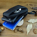 Hard disk bag double Layer Cable Organizer Bag Carry Case HDD USB Flash Drive hard disk drive bag GH1601