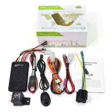 GT06 Car GPS Tracker SMS GSM GPRS Vehicle Tracking Device Monitor Locator Remote Control for Motorcycle