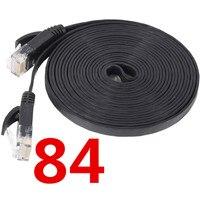 MEIHOU0.25m0.5m 1メートル1.5m2M 3メートル5メートル10メートル15m30m純銅線cat6フラットutpイーサネットネットワークケーブルrj45パッチlan cable888