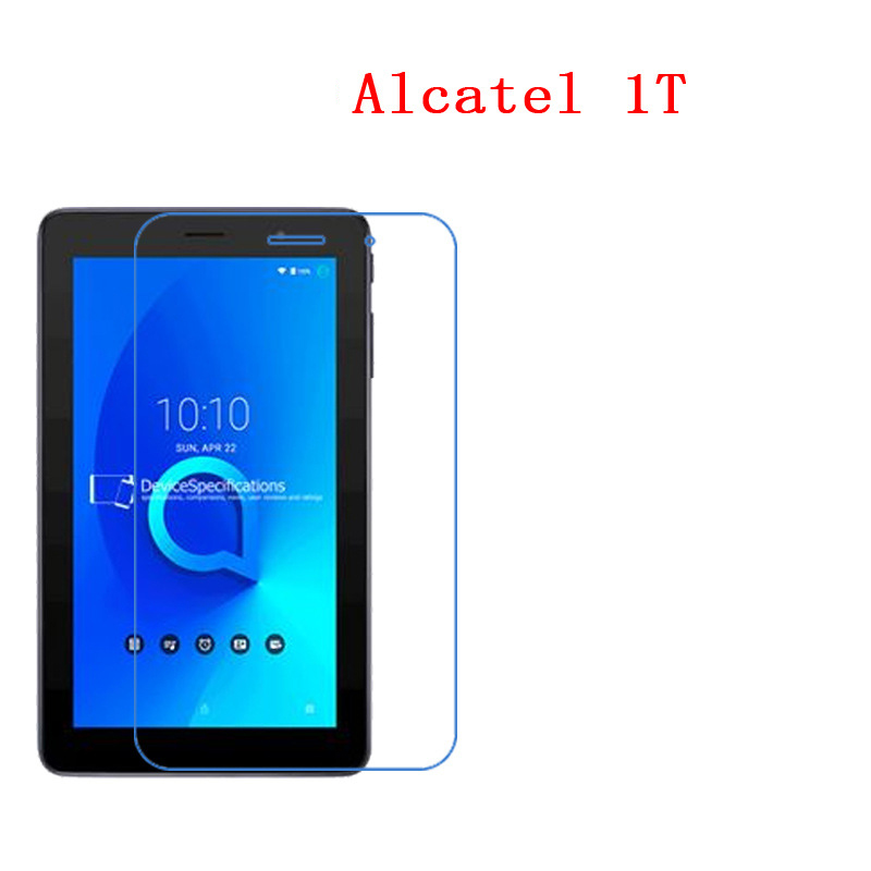 For Alcatel 1T Tablet 7inch  9H  Safety Plexiglass Super Impact Resistant Explosion-proofScreen Protector