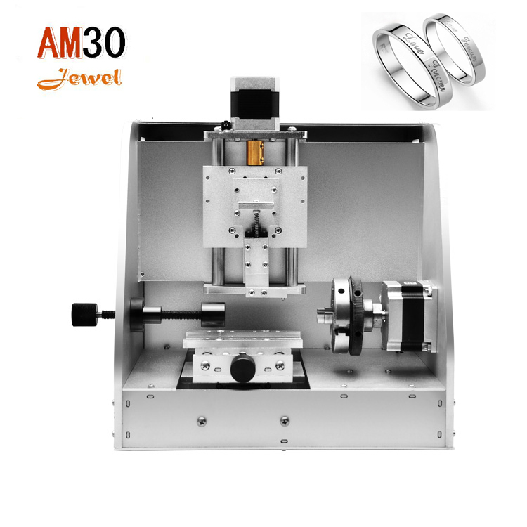 Wholesale Fashion Jewelry Engraving Machine Engraved Rings Silver Chain Bracelets Badges Nameplate Jewelry
