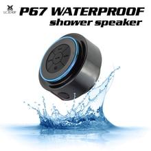 лучшая цена Mini Waterproof Portable Speaker Bluetooth Wireless Speaker Subwoofer Bass Laptop Loudspeaker Shower Speaker Outdoor Boombox