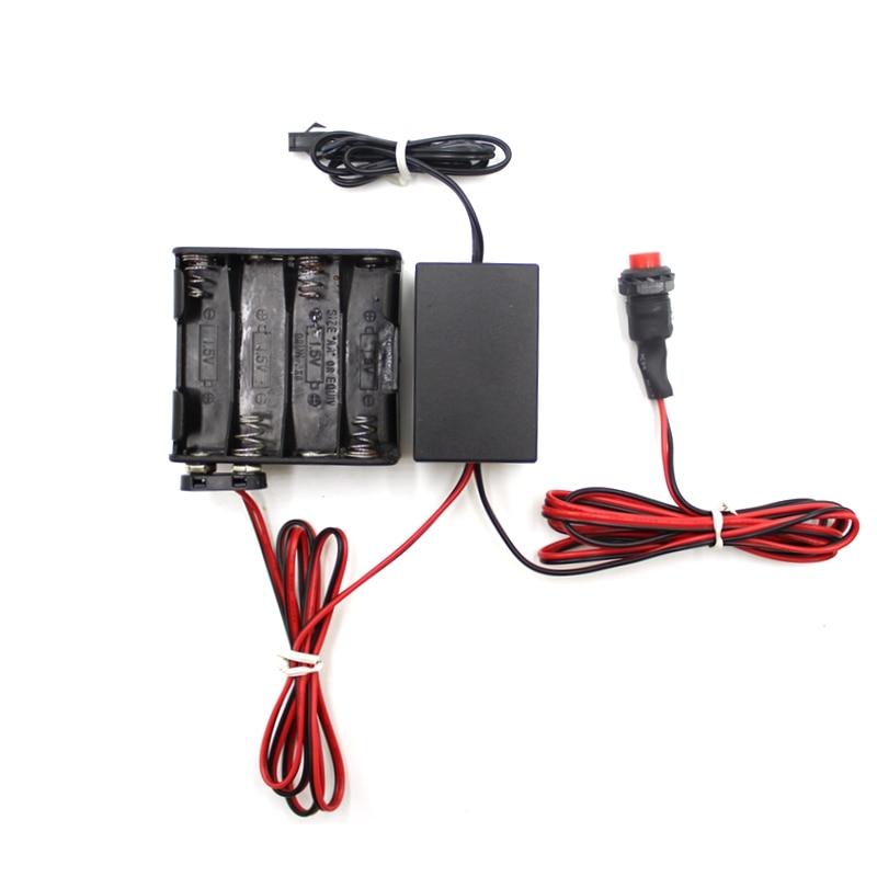 DC12V 8 * AA Batterie Netzteil Controller Inverter Für 1 30 Mt El ...