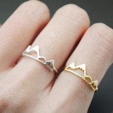 Anéis de neve inoxidáveis ajustáveis anillo de banda de los escaladores regalo de la gota gama snowboard amante