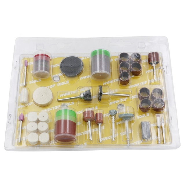 105Pcs Portable Mini electric drill Sculpture Grinder Tools Set Accessories Cutting Polishing Engraving Wood Metal Rotary Tools