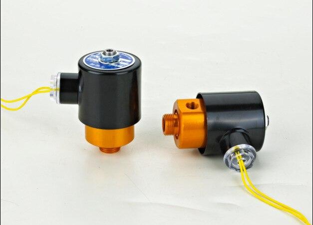 Vacuum packing machine accessories sealing valve Q23-8-DW (old model ZKC23-8-DW) solenoid valve bleeder for vacuum packaging machine zckp 20 old model zkc22 20 d