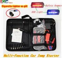 2016 High Quality 68800mah Car Jump StarterEmergency Power Bank 12V Car Battery Charger Works For Petrol