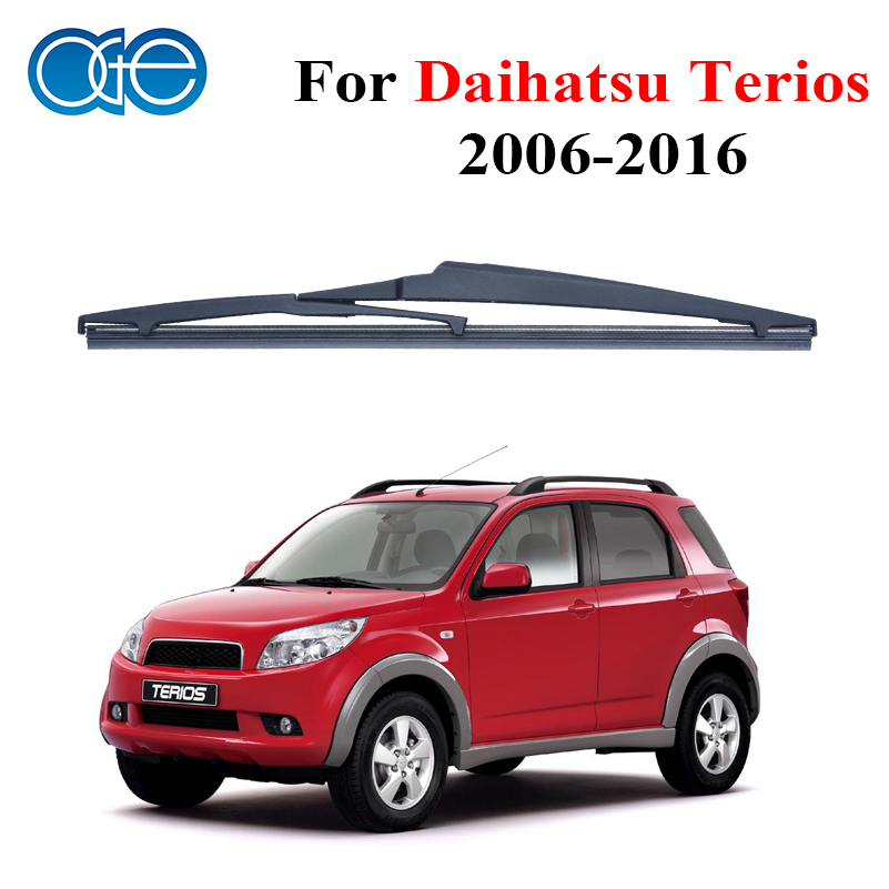 Prix pour Oge 12 ''Rear Lames D'essuie-Glace Sans Bras Pour Daihatsu Terios 2006 Partir Pare-Brise Pare-Brise Auto Voiture Accessoires A1-30