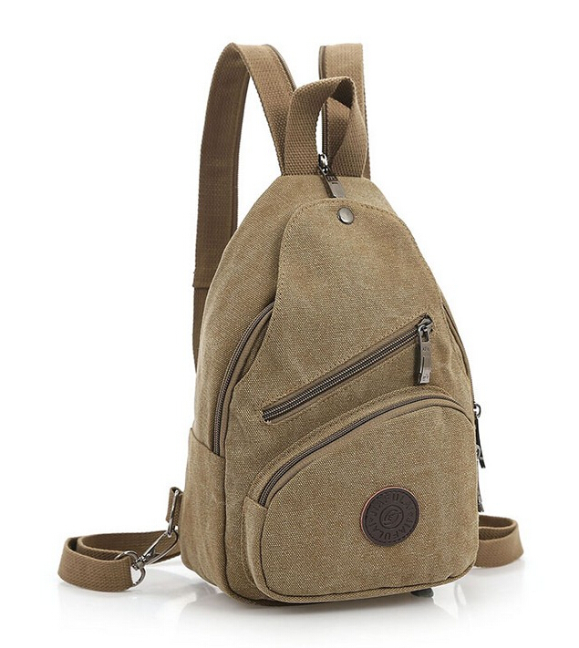 ETN BAG new hot unisex women men small canvas backpack lady man casual travel bag student school bag ...
