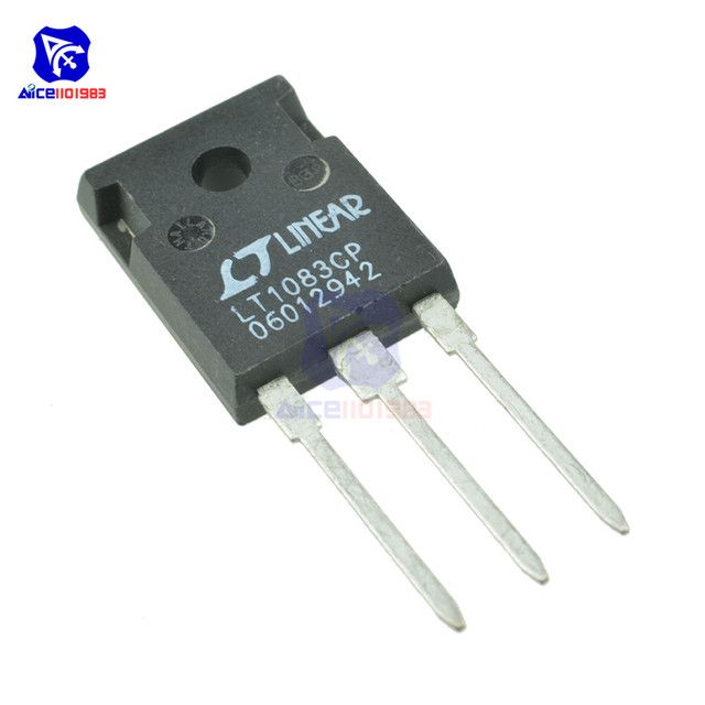 1 Piece IC Chip LT1083CP TO 247 LT1083 TO 3P Original Integrated Circuits