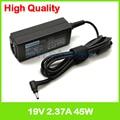 19V 2.37A зарядное устройство для ноутбука KP.0450H. 006 KP.0450H. 007 AC адаптер питания для Acer Aspire Switch 11 V SW5-171 SW5-171P