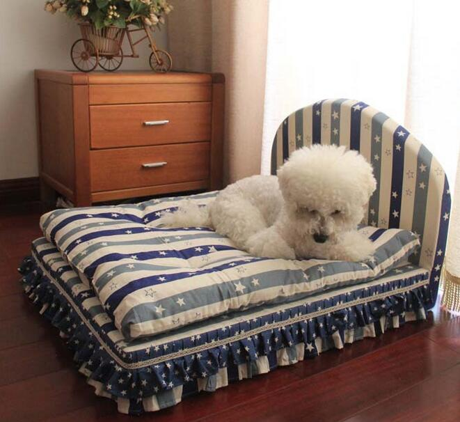 Large Dog Bed Pet Mat Puppy Cat Bed Sofa House Cushion Soft Pet Sleeping Bag Big Size Kennel Funny Warm 1PC