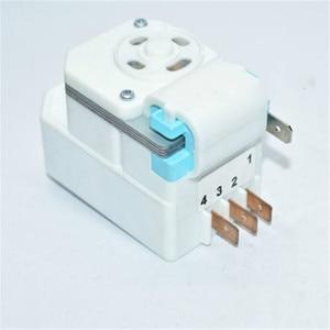 Image 2 - defrost timer Universal sankyo TMDEX09UM1, AC 200 240V, 3018100310 H.J Daewoo cooler For all 220v Refrigerator Parts