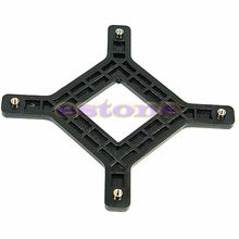 CPU Socket 775 Motherboard Bracket Backplate Heatsink New(China)