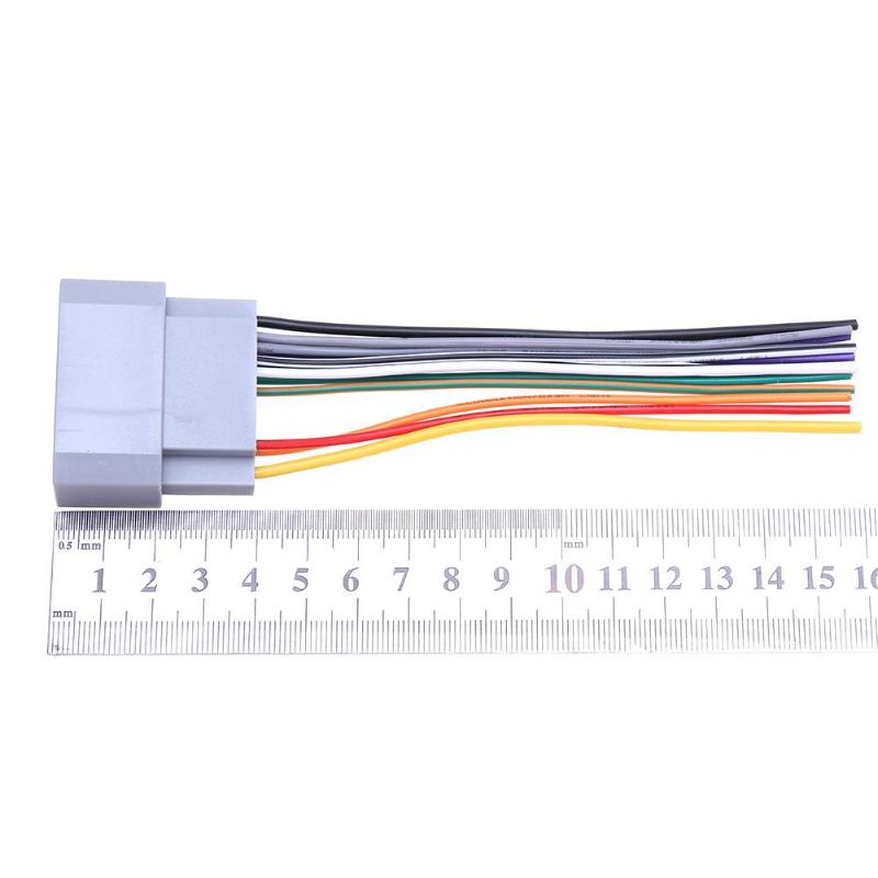 US $2.01 41% OFF|Car Radio Stereo Wiring Harness Cable Plug for Chrysler on hummer h2 stereo wiring, dodge journey stereo wiring, honda crv stereo wiring, mercury montego stereo wiring, ford explorer stereo wiring, ford ranger stereo wiring, saturn vue stereo wiring, hummer h3 stereo wiring, mitsubishi galant stereo wiring, mini cooper stereo wiring, ford edge stereo wiring, honda element stereo wiring, nissan frontier stereo wiring, dodge neon stereo wiring, toyota 4runner stereo wiring, chevy equinox stereo wiring, dodge intrepid stereo wiring, cadillac ats stereo wiring, chrysler concorde stereo wiring, dodge nitro stereo wiring,