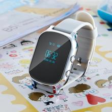 2017 Fashion Smart Child Watch Sport Boy and Girl GPS Wifi SOS Wristwatch Digital Watches Clock Curren Kid Watch 112394
