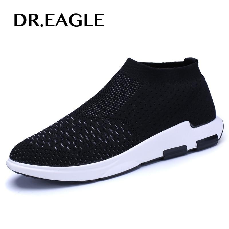 DREAGLE Mens Running Shoes Male Speedcross Run Sport Gym