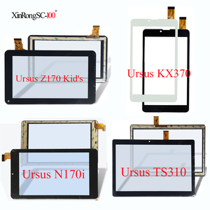 For DEXP Ursus Z170 Kid's/KX370/N170i/TS310/TS210/A210i/KX170 3G/P310 4G/S170/S170i Kids touch screen panel digitizer Glass(China)