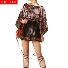 Free shipping 2016 new summer fashion women high quality leaves flowers embroidered ethnic styel sunscreen bat sleeve lace dress