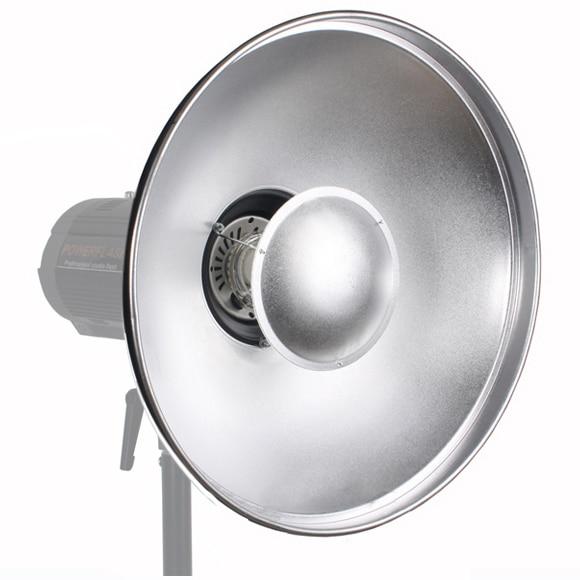 Photo Studio Flash Beauty Dish 42cm S type Honeycomb + White Diffuser ashanks 55cm 22 studio silver beauty dish bowens mount honeycomb grid diffuser sock