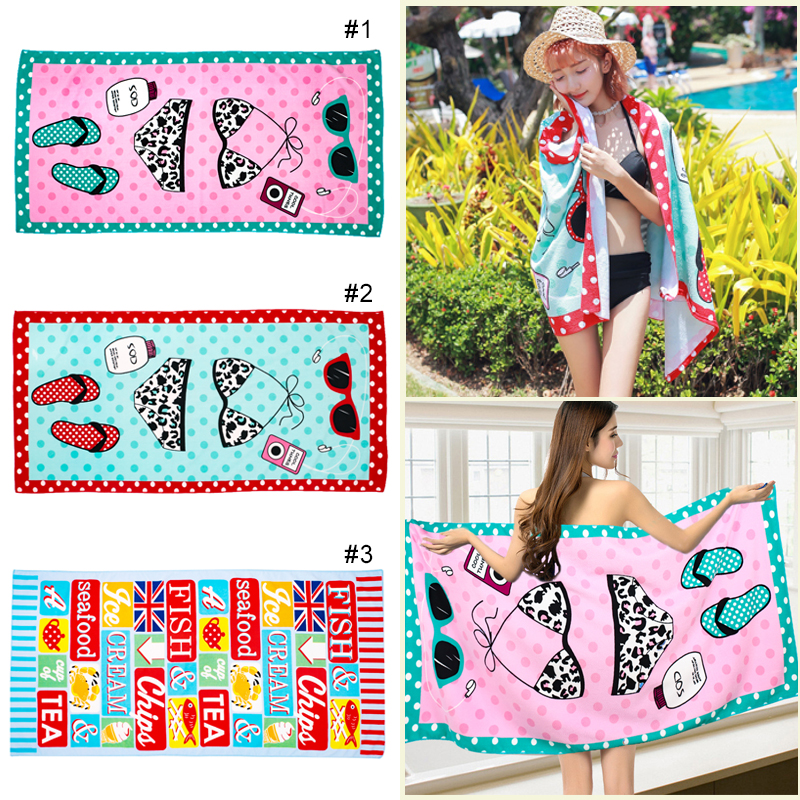 70*140cm Pareo Bath Towel Beach Towel Delicate Healthy Adult Camping leather jacket